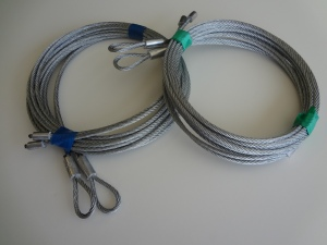 Garage Door Parts - Cables