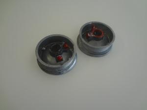 garage door parts - drums