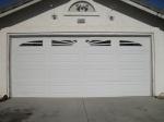 Garage Door Window Options