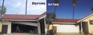 New Garage Door Installation - Ontario, CA