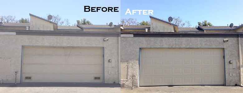 Installtion - Riverside Garage Door