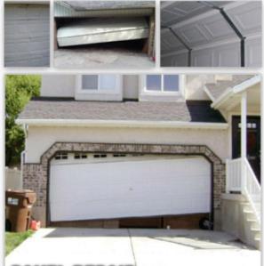 orange garage door repair