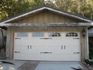 Garage Door Carriage Style Riverside