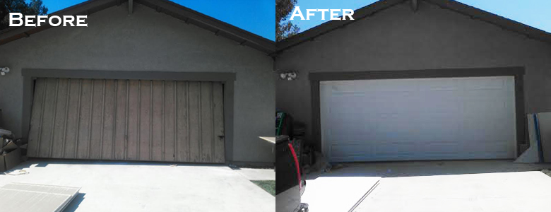 New Garage Door Fontana