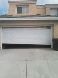 Riverside Garage Door off Track