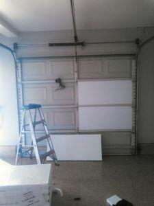 Insulating Garage door Riverside