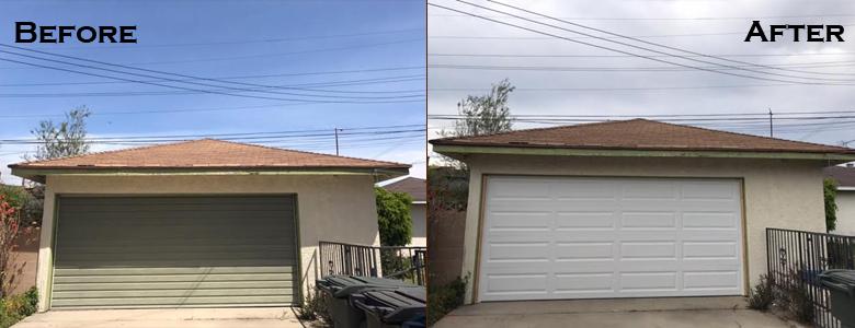 Riverside Garage Door