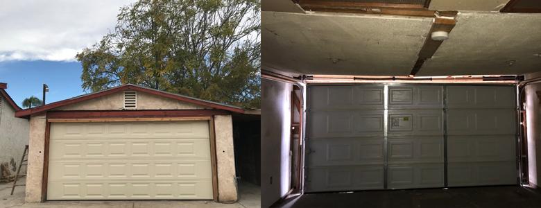 Are Garage Doors Steel Or Aluminum Riverside Ca Absolute